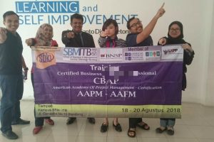 Certified Business Analityc Professional -ITB