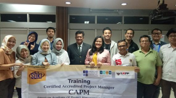 CAPM Certified Accredited Project Manager Batch 2