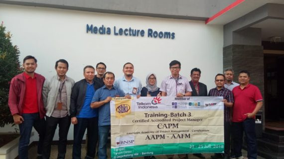 CAPM ( Certified Accredited Project Manager ) Batch 3