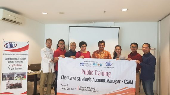 Chartered Strategic Account Manager Public Class