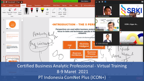 Certified Business Analytics Professional April 2021